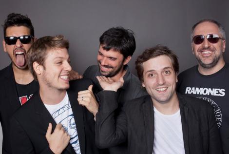 Porta dos Fundos é a grande sensação do humor brasileiro na atualidade (Foto: Jorge Bispo)