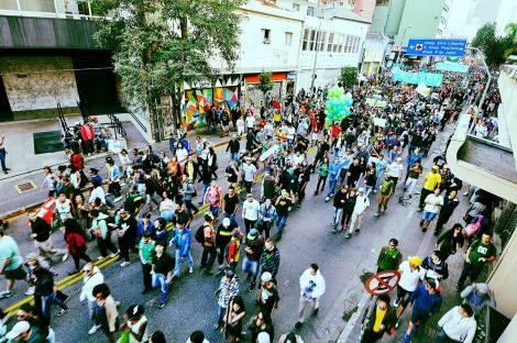 Marcha da Maconha 2014 SP - por Carla Antunes