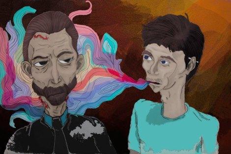 Sobre cigarros bolados, bermudas e gravatas imagem - Anali Dupré