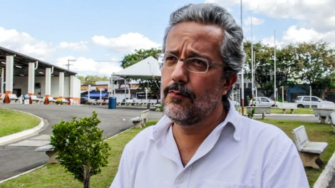João R. L. Pinto Coordenador do Instituto Mais Democracia. (Foto: João Miranda)